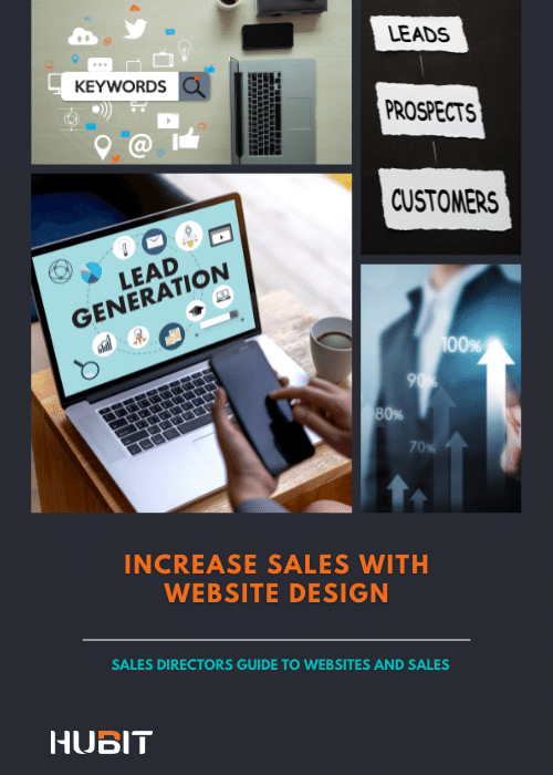 Increase sales with webdesign guide